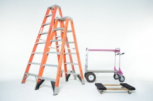 Production Supply Home-Material HandlingLadders