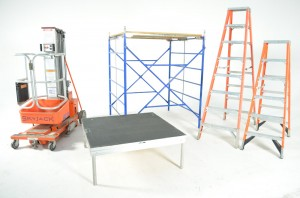 8-Ladders, Lifts & Scaffolding