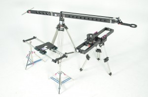 2-Jib Arms & Sliders
